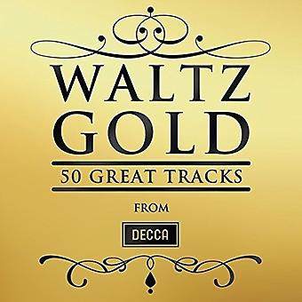 Various Artist - Waltz Gold - 50 Great Tracks [CD] USA import