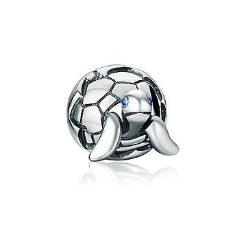 Sterling silver charm Turtle SCC192