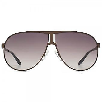 Carrera New Panamerika Sunglasses In Metallic Brown