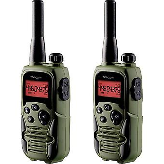 PMR handheld transceiver Topcom Twintalker 9500 Airsoft Edition RC-6406