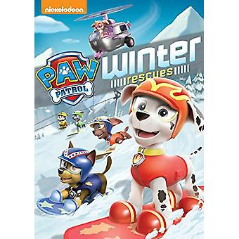 Paw Patrol: Winter Rescues [DVD] USA import