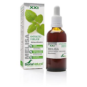 Soria Natural Lemon Balm Extract 21st Century (Herbalist's , Natural extracts)