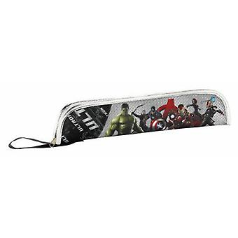 Safta The Avengers Flutes Holder (Babies and Children , Toys , School Zone , Accessories)