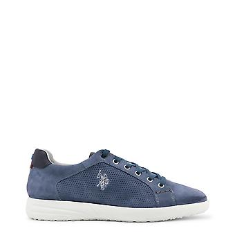 U.S. Polo Men Sneakers Blue