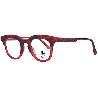 ill.i by Will.i.am glasses Red