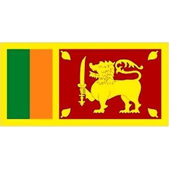Sri Lanka Flag 5 ft x 3 ft