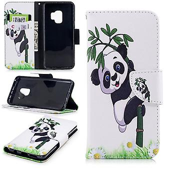 Bag wallet book pattern motif 24 for Smartphone protection sleeve case cover pouch