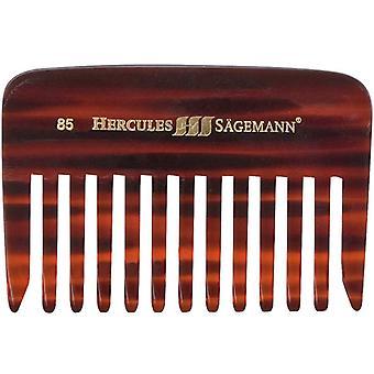 Hercules Sagemann Long Toothed Hair Comb Sawcut 3.5