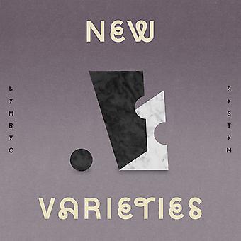 Lymbyc Systym - New Varieties (45 Rpm Bone Color Vinyl) [Vinyl] USA import