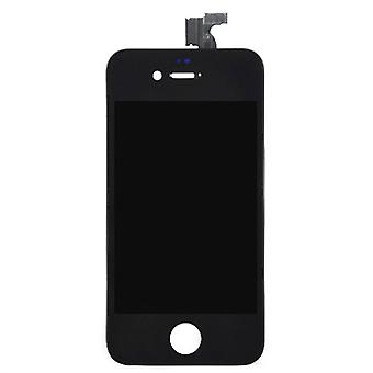 For iPhone 4 - LCD Screen Assembly - Black | iParts4u
