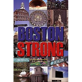 Boston Strong Poster Poster Print