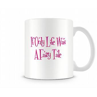Fairy Tale Printed Mug