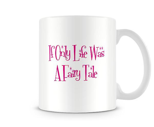 Fairy Tale imprimé tasse