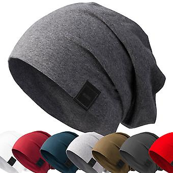 Urban classics stretch Jersey slouch Beanie Hat