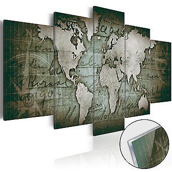 Akryl print-akryl prints bronze kort III