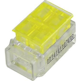 1282792 Core connector flexible: 1.5-2.5 mm² rigid: 1.5-2.5 mm² Number of pins: 3 1 pc(s) Yellow