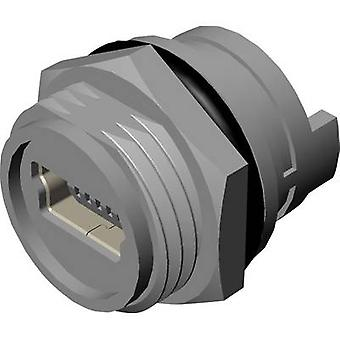 Mini-USB, B mounted socket Socket, build-in 690-W05-260-044 MH Connectors Content: 1 pc(s)