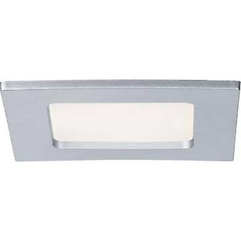 LED bathroom recessed light 6 W Warm white Paulmann 92079 Chrome