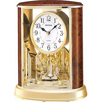 Table - Rotary pendulum clock RHYTHM - 7724-20