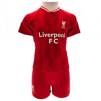 Liverpool Shirt & Short Set 6/9 mths PL