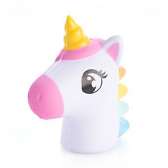 Estrés socorro unicornio