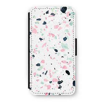 Samsung Galaxy S9 Flip Case - Terrazzo N°3