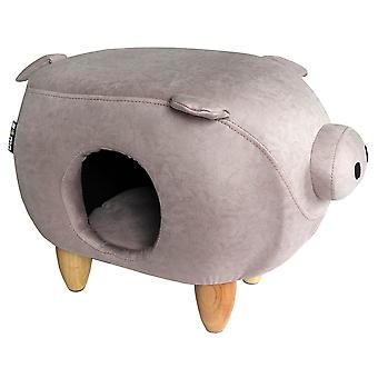 Sömn Cama Pig Collection - Suedine Somn (Cats , Bedding , Beds)