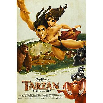 Tarzan Movie Poster (27 x 40)