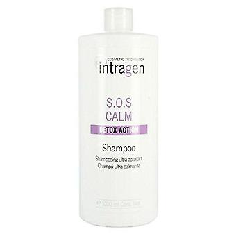 Revlon Revlon Calming Shampoo S.O.S 1000 ml (Hair care , Shampoos)