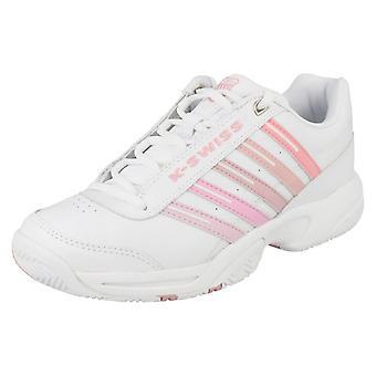 Il merletto svizzero Ladies K scarpe da annullare