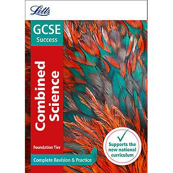 Letts GCSE Revision Success - New Curriculum - GCSE Combined Science F