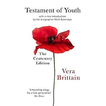 Testament Of Youth - An Autobiographical Study of the Years 1900-1925