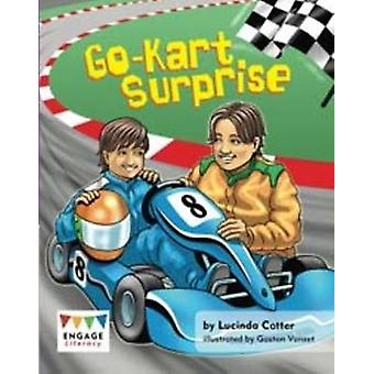 Go-Kart Surprise by Lucinda Cotter - 9781406265262 Book