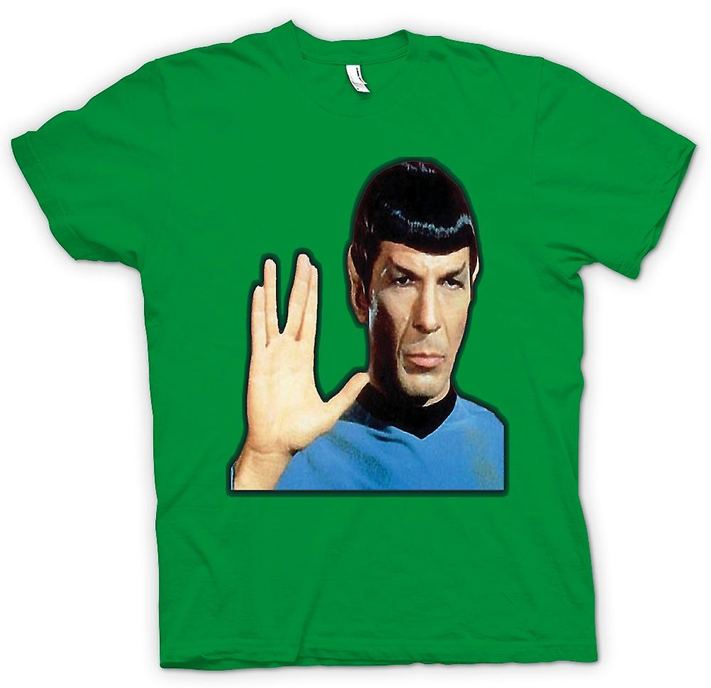 Mens t-skjorte - Mr Spock - Star Trek