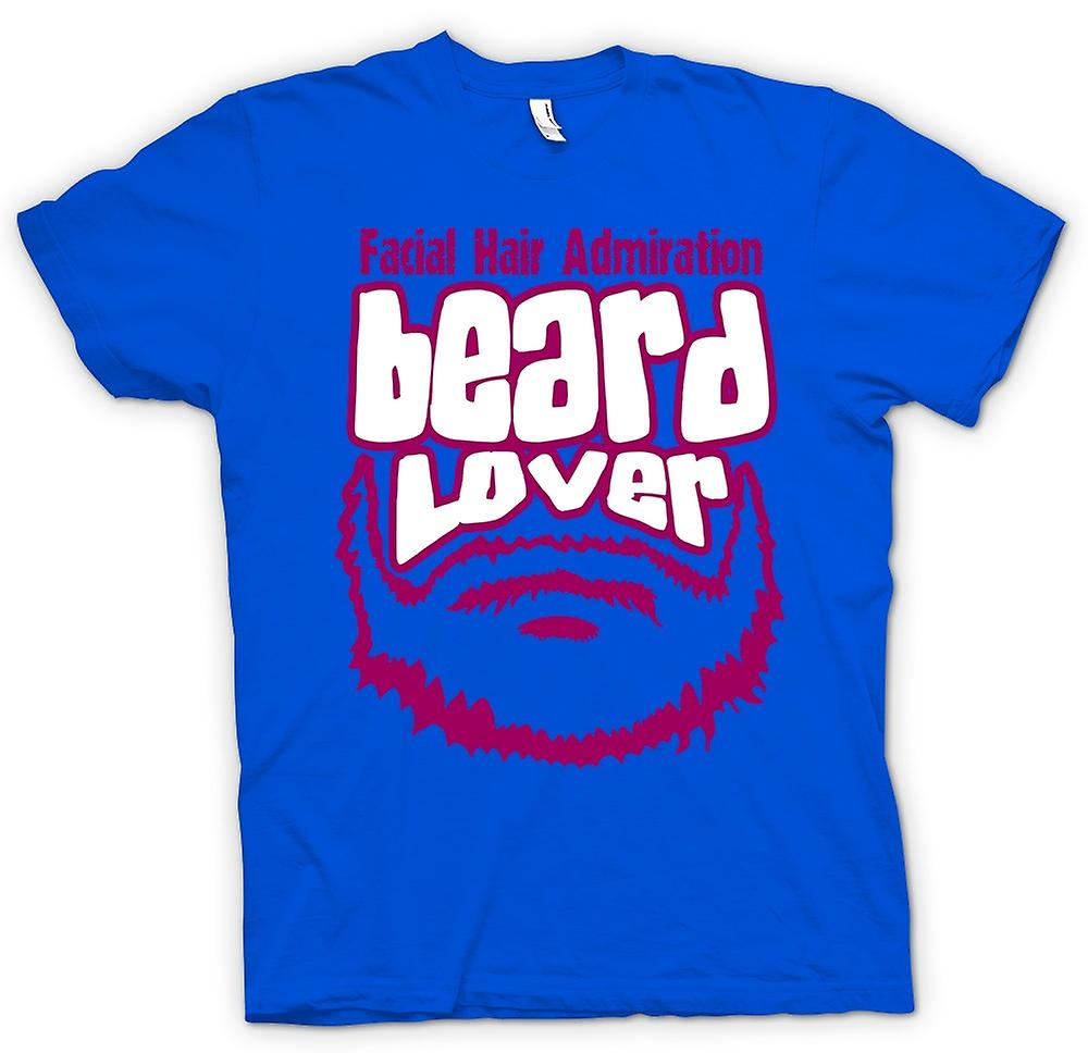 Mens T-shirt - Beard Minnaar - Funny