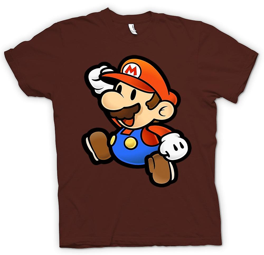 Herren T-Shirt - Super Mario - Gamer