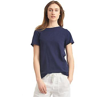 Joules Womens Nessa Relaxed Round Neck Classic T Shirt