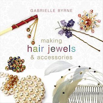 Att göra hår juveler och tillbehör