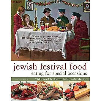 Judisk Festival mat: Äta för speciella tillfällen