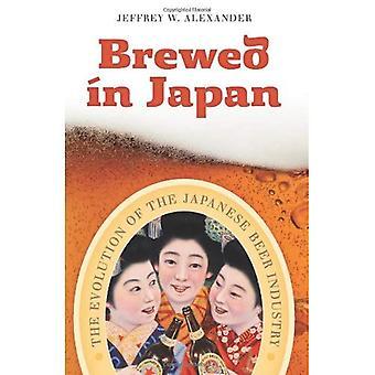 Elaborada en Japón: la evolución de la industria de la cerveza japonesa