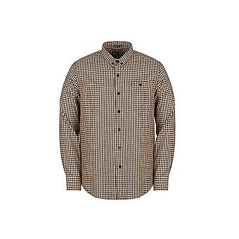 Weekend Offender Wilde Heritage Check Shirt