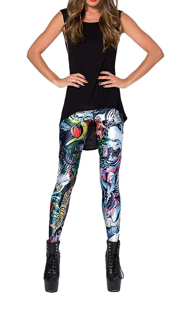 Waooh - Legging imprimé illustration Gelm
