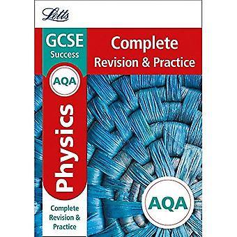 AQA GCSE 9-1 Physics Complete Revision & Practice (Letts GCSE 9-1 Revision Success) (Letts GCSE 9-1 Revision Success)