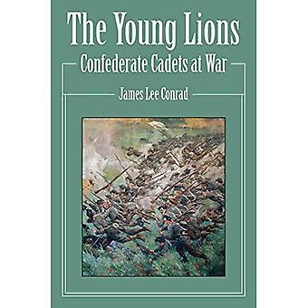 Unga lejon: Confederate kadetter i krig