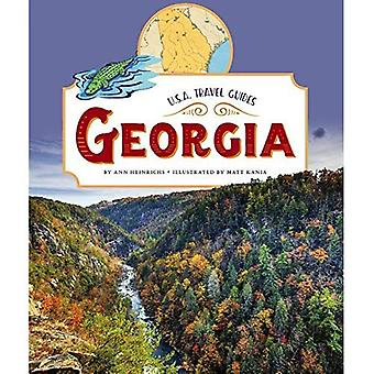 Georgia (U.S.A. Travel Guides)
