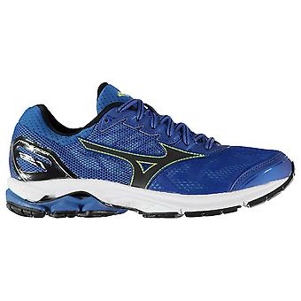 Mizuno Mens Wave Rider 21 Running Shoes Road Breathable