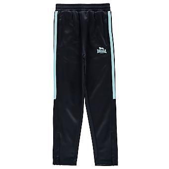 Lonsdale jenter 2 Stripe konisk treningsdrakt Bottoms bukser bukser barn