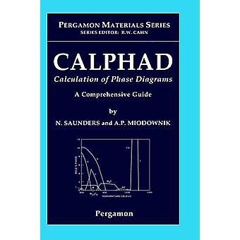 Calphad laskeminen vaihe kaaviot kattava opas Saunders & N.