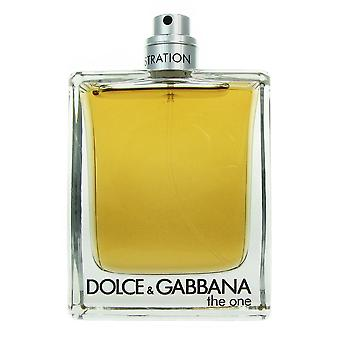 Dolce & gabbana the one for men 3.3 oz eau de toilette spray tester
