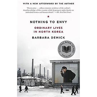 Nothing to Envy - Ordinary Lives in North Korea by Barbara Demick - 97